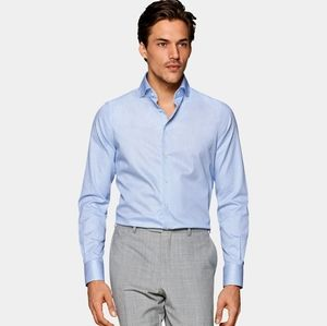 Suitsupply Egyptian Cotton Dress Shirt